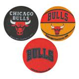 NBA chicago bulls 3,5cm - Thermo et autocollant - 408