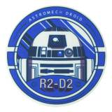 R2 d2 7,5cm - Thermo et autocollant - 408
