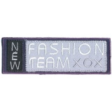 Thermocollant fashion team 4 x 11,5 cm - 408