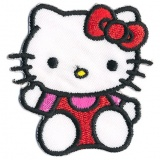 Thermocollant Hello Kitty 6 x 5,5 cm - 408