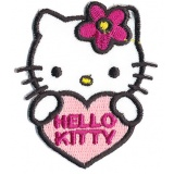 Thermocollant Hello Kitty 6 x 5 cm - 408