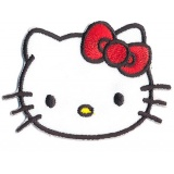 Thermocollant Hello Kitty 5 x 8 cm - 408
