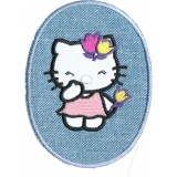 Coude Hello Kitty tulippes - 408