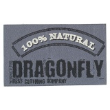 Thermocollant dragonfly 6 x 9,5 cm - 408