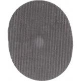Coude gris velours (la paire) - 408