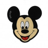 Thermocollant Mickey 5 x 7 cm - 408