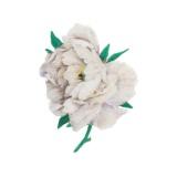 Thermocollant fleur 5,5 x 6,5 cm - 408