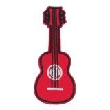 Thermocollant  guitare 7,5x3cm - 408