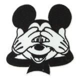 Thermocollant Mickey 7x7cm - 408