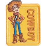 Thermocollant cowboy 7 x 5 cm - 408