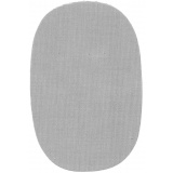 Coude velours gris - 408