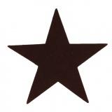 Thermocollant étoile (sachet de 1) 9 x 10 cm - 408