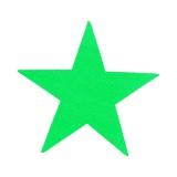 Thermo étoile (sachet de un) 9 x 10 cm - 408