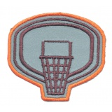 Thermocollant Panier de basket - 408