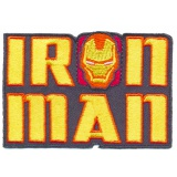 Thermocollant iron man 6 x 6,5 cm - 408