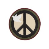 Thermocollant peace 67x67mm - 408