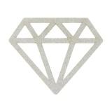 Thermocollant flex diamant 68x55mm - 408