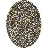 Coude léopard 1 paire - 408