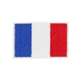 Thermocollant drapeau tricolore x 6 - 408