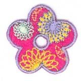 Thermocollant fleur 3 x 3 cm - 408