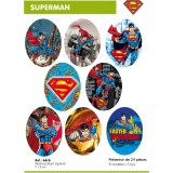 Présentoir thermocollant Superman - 408