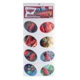 Présentoir thermocollant Cars coude - 408