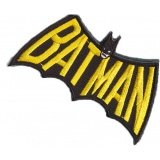 Thermocollant Batman 4 x 7,5 cm - 408