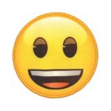 Thermocollant emoji diam 6,5cm - 408
