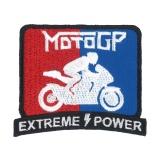 Thermocollant écusson brodé moto gp - 408