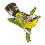 Thermocollant oiseau 7 x 9,5 cm - 408