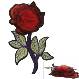 Thermocollant fleur mauve - 408