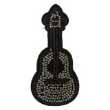 Motif thermocollant guitare - 408