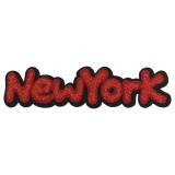 Thermocollant new york 16x4cm - 408