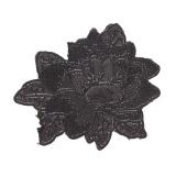 Thermocollant fleur 11x11cm - 408