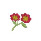 Thermocollant fleur 6x5,5cm - 408