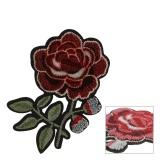 Thermocollant fleur 11,5x8,5 - 408