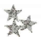 Thermocollant étoile perles 3cm - 408