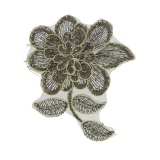 Fleur or 17x13cm - 408