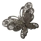 Broche papillon 50mmx40mm - 408