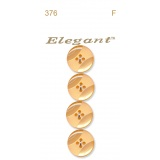 Bouton Elégant ø 16 mm - 408