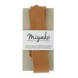 Anse de sac Miyako en cuir camel - 408