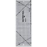 Règle rectangle 12x36cm - 415