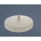Socle de table rond blanc - 416