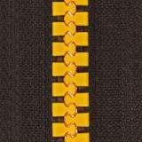 Fag moulée 9mm ns bicolore 30cm - 42