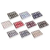 Lot de 10 boîtes de 500m(10 coloris) - 425
