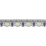 Bande raisin 5cm bleu
