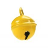 Grelot 19 mm jaune - 439