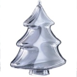 Sapin 10 cm divisible plast. lot de 2 - 439