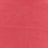 Tissu double gaze coquelicot carreaux argent - 44