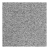 Tissu France Duval jersey matelassé gris chiné 160 - 44